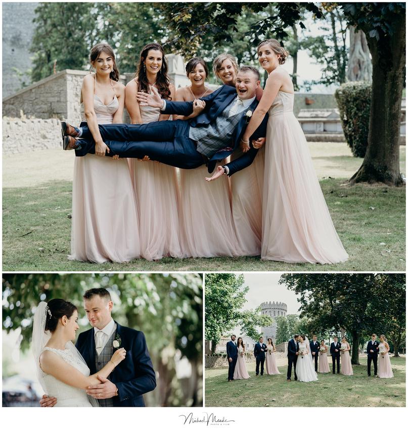 Carol & Will Wedding Day
